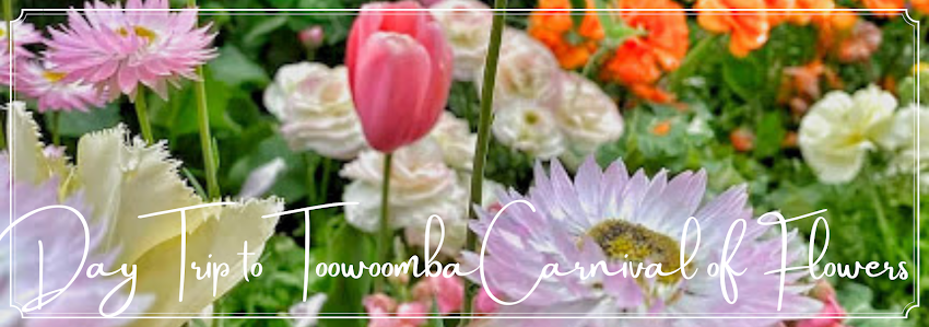 Day Trip to Toowoomba Carnival Of Flowers