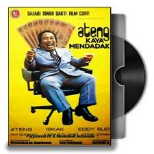 Film Ateng Kaya Mendadak