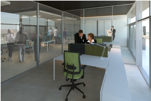 Rent a Dedicated Space for Work
