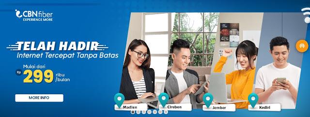 Daftar Provider Internet Wifi Rumah Terbaik, cbn,