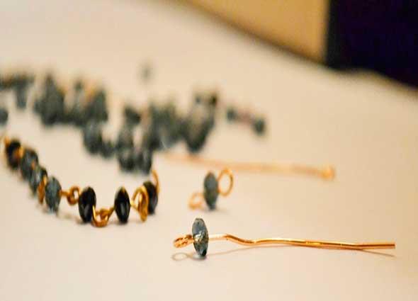 alambre, alambrismo, bisutería, manualidades, diys