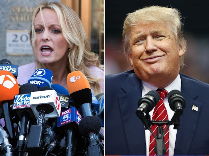 "Porn star Stormy Daniels exposed Donald Trump, say he is a ""two minute noodle"" in bed"
