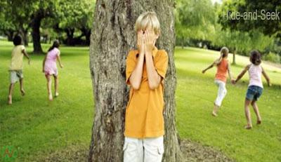 Hide-and-seek,লুকোচুরি খেলা