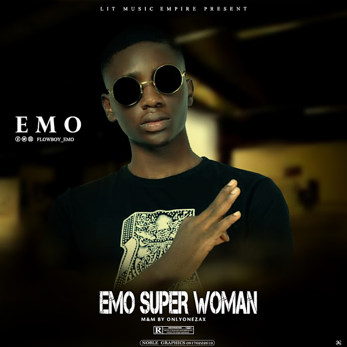 [MUSIC] EMO_SUPER WOMAN [Prod. By ONLYONEZAX]