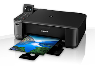 Canon PIXMA MG4240 - Compact and superior All-In-One with print, copy and scan capabilities. With Auto Duplex, shade screen and Wi-Fi,