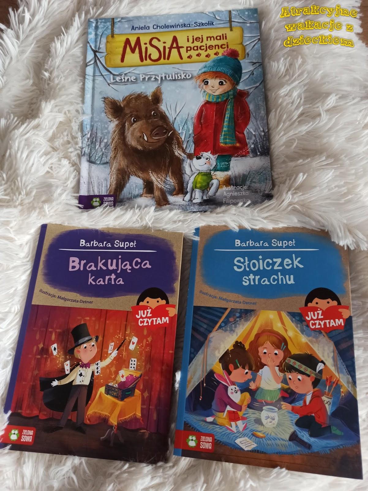 Wydawnictwo zielona sowa dla dzieci