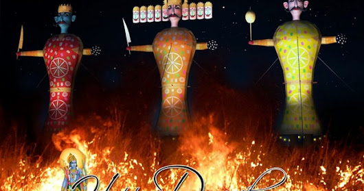 Happy Dussehra Images, Wishes and Quotes | Happy Dasara 2017 Images