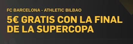 betfair 5 euros gratis supercopa