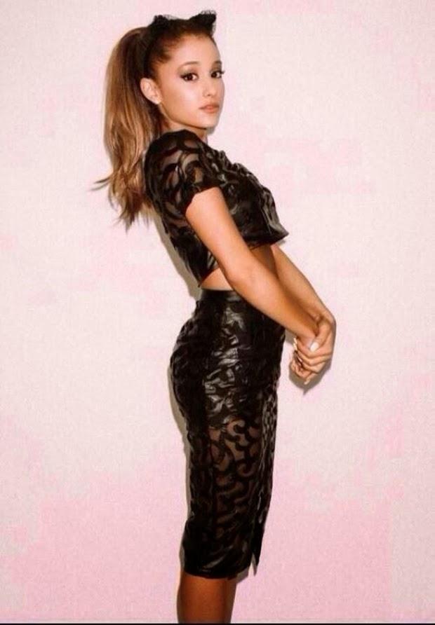 Photoshoot: Ariana Grande by Jones Crow - USKAO