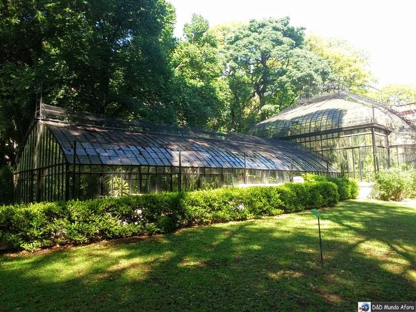 Jardim Botânico Buenos Aires Argentina