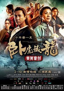 Download Film Crouching Tiger, Hidden Dragon: Sword of Destiny (2016) BluRay 720p Subtitle Indonesia