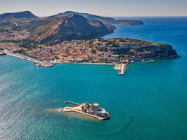 Δημήτρης Κωστούρος: Σε συνεργασία με την Περιφέρεια Πελοποννήσου ενισχύουμε και αναδεικνύουμε την ιστορικότητα του Ναυπλίου