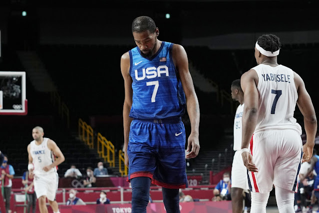 team usa loses to france