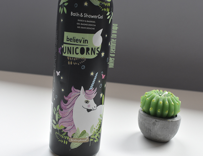 Believe'in Unicorns - Herbapharm - Gel de Ducha