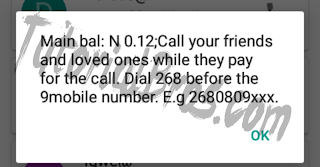 So here is how you can do that with ease on 9mobile.