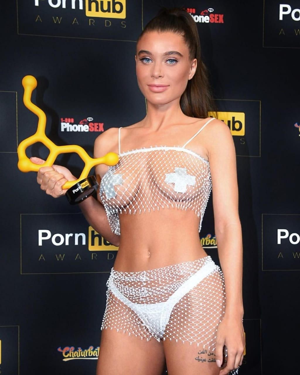 Pornhub star Lana Rhoades is one of the sexiest internet sensations