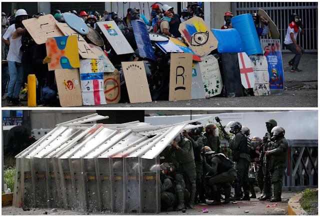 La Guardia Nacional y la resistencia, dos frentes de una generación