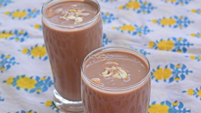 कोल्ड कोको | बच्चों के लिए आसान चॉकलेट मिल्कशेक | Cold Coco Recipe in Hindi - Priya R - Magic of Indian Rasoi