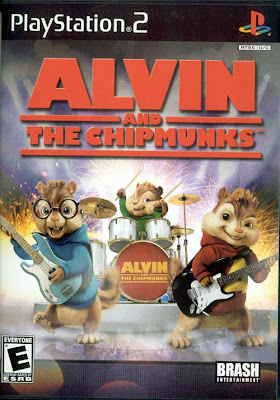 Alvin and the Chipmunks (PS2) 2007