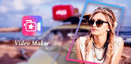 تنزيل تطبيق  Video Maker Video Editor Clipvue - Cut  Photos  برنامج محرر الفيديو / صانع الفيديو والصور والموسيقى والقص