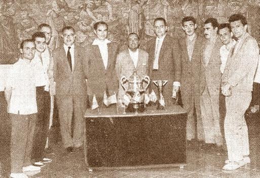 V Torneo Internacional de Tarragona 1960