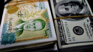 سعر صرف الليرة السورية مقابل العملات الرئيسية يوم الأربعاء 10/6/2020