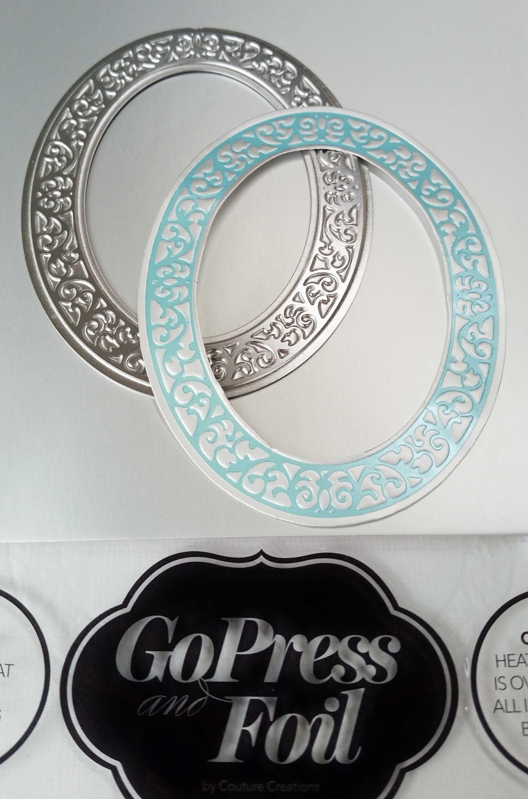 how to use go press and foil