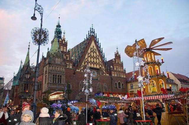 magia świąt we Wrocławiu, jak wygląda jarmark?