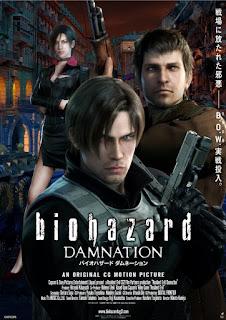 Resident Evil Damnation ผีชีวะ สงครามดับพันธุ์ไวรัส (2012) [พากย์ไทย+ซับไทย]