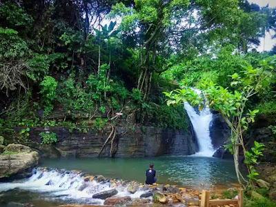 Coban Tundo 1 Siji dari 3 Air Terjun hanya ada di kota Malang