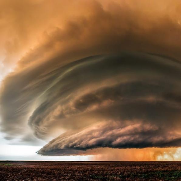 Tempestade Supercell