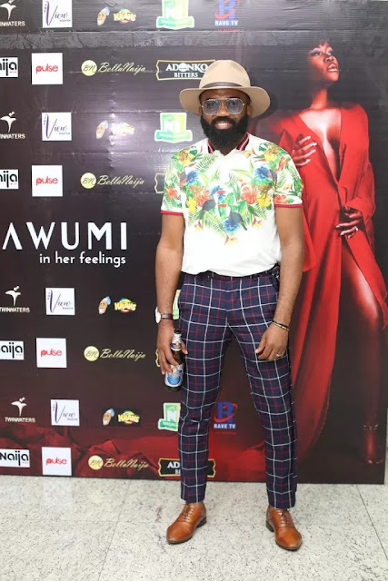 Hosted by comedian, Chigul, the event was held on Friday at The View Rooftop, Twin Waters, Lekki.