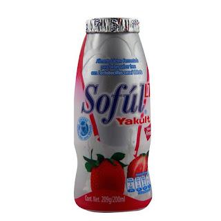 Bebida Sofúl Yakult