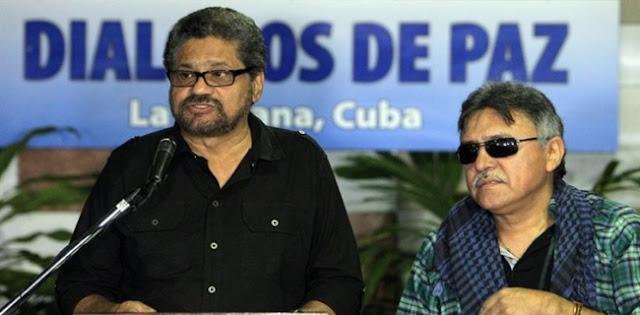 AS Siapkan Hadiah 10 Juta Dolar Bagi Yang Mengetahui Keberadaan Dua Mantan Pemberontak Kolombia
