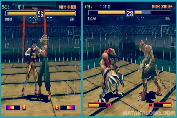 Cara Bermain Bloody Roar 2 Di Android