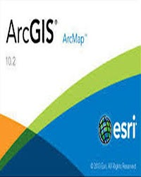 Software ARC Gis 10.2 Dilengkapi Pro Crack