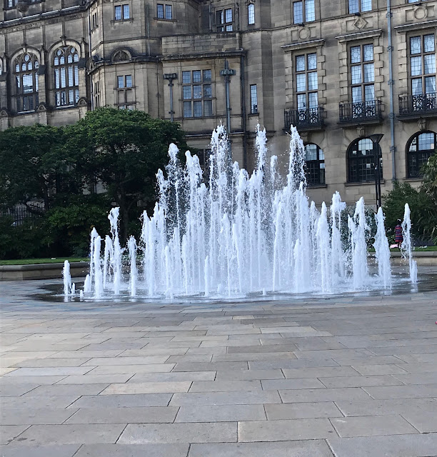 Peace Gardens Sheffield