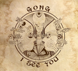 Gong - 2014 - I See You