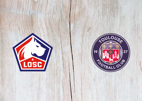Lille vs Toulouse -Highlights 22 February 2020