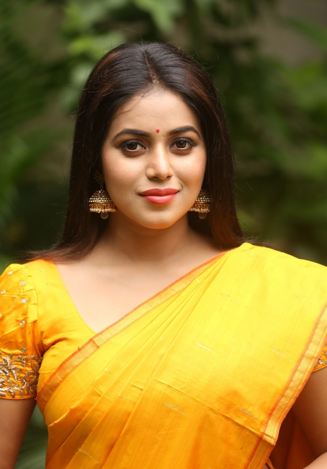 tamil actress poorna latest saree photos by indian girls whatsapp numbers