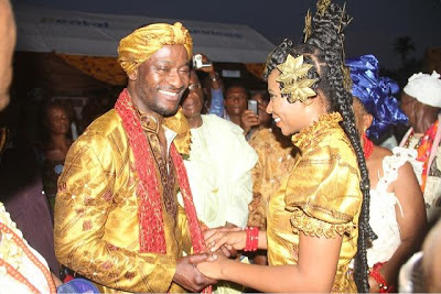 nse ikpe etim traditional wedding pictures