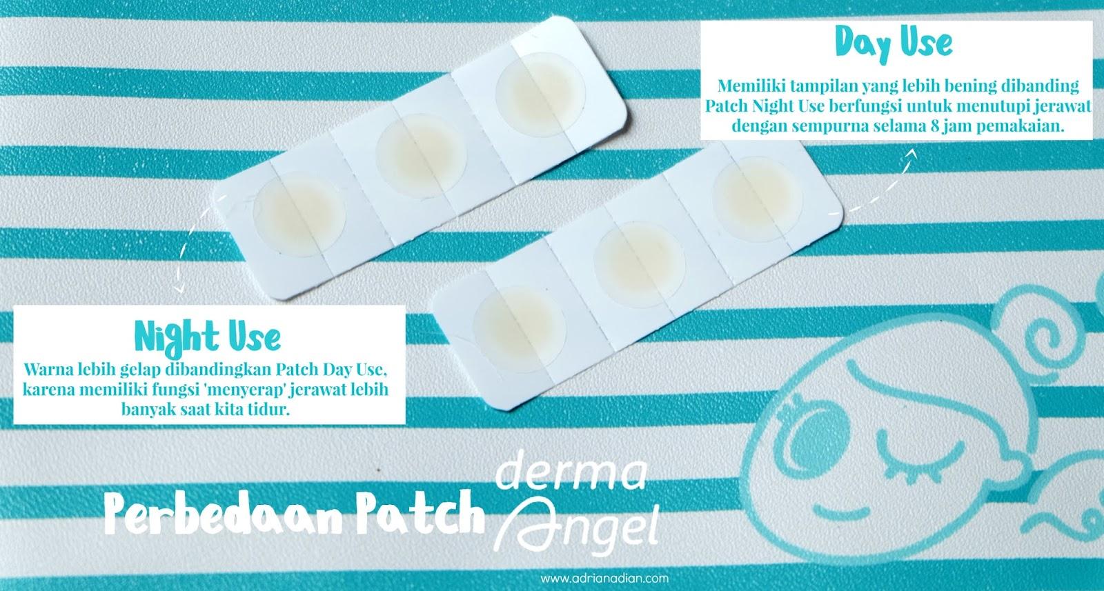 Acne Patch Derma Angel - Solusi masalah jerawat