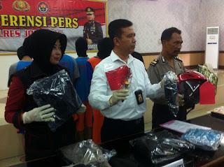 Viral Video Kekerasan di Jombang, 6 Pelaku Tertangkap, 2 Buron