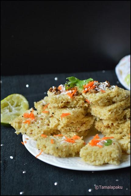 Bajra Dhokla
