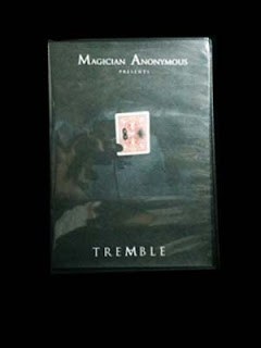 toko sulap jogja Tremble Card Trick