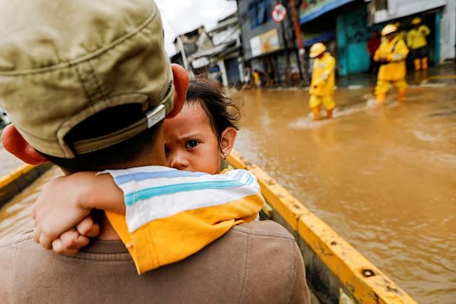 Mitigasi Banjir Sebelum, Saat dan Sesudah