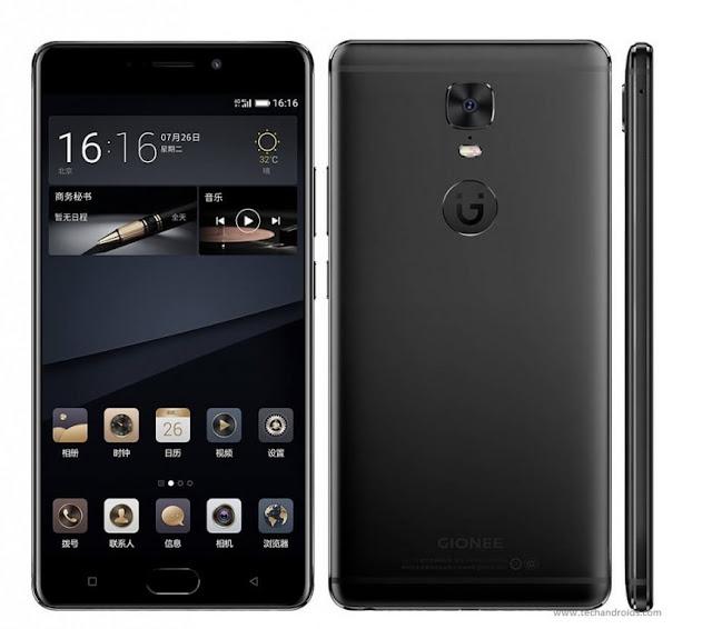 شركة جيوني تعلن عن هاتفها  Gionee M6s Plus برامات 6 جيجا وبطارية 6020 مللي أمبير
