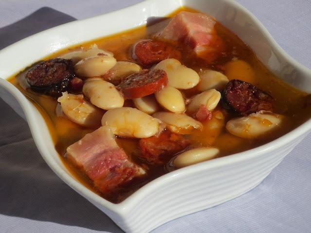 Fabada asturiana Ana Sevilla