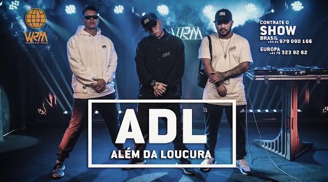 ADL performa Favela Vive 1, 2 e 3 em Showcase da WRM