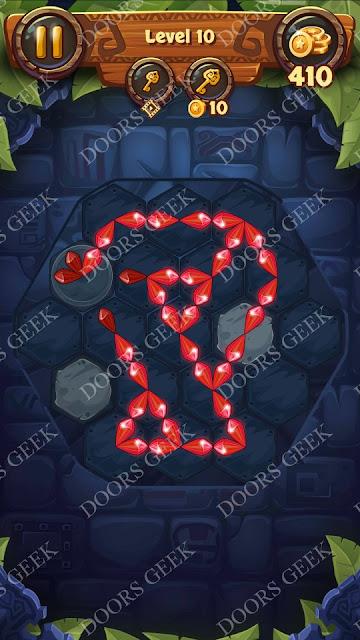 Gems & Magic [Ruby] Level 10 Solution, Walkthrough, Cheats